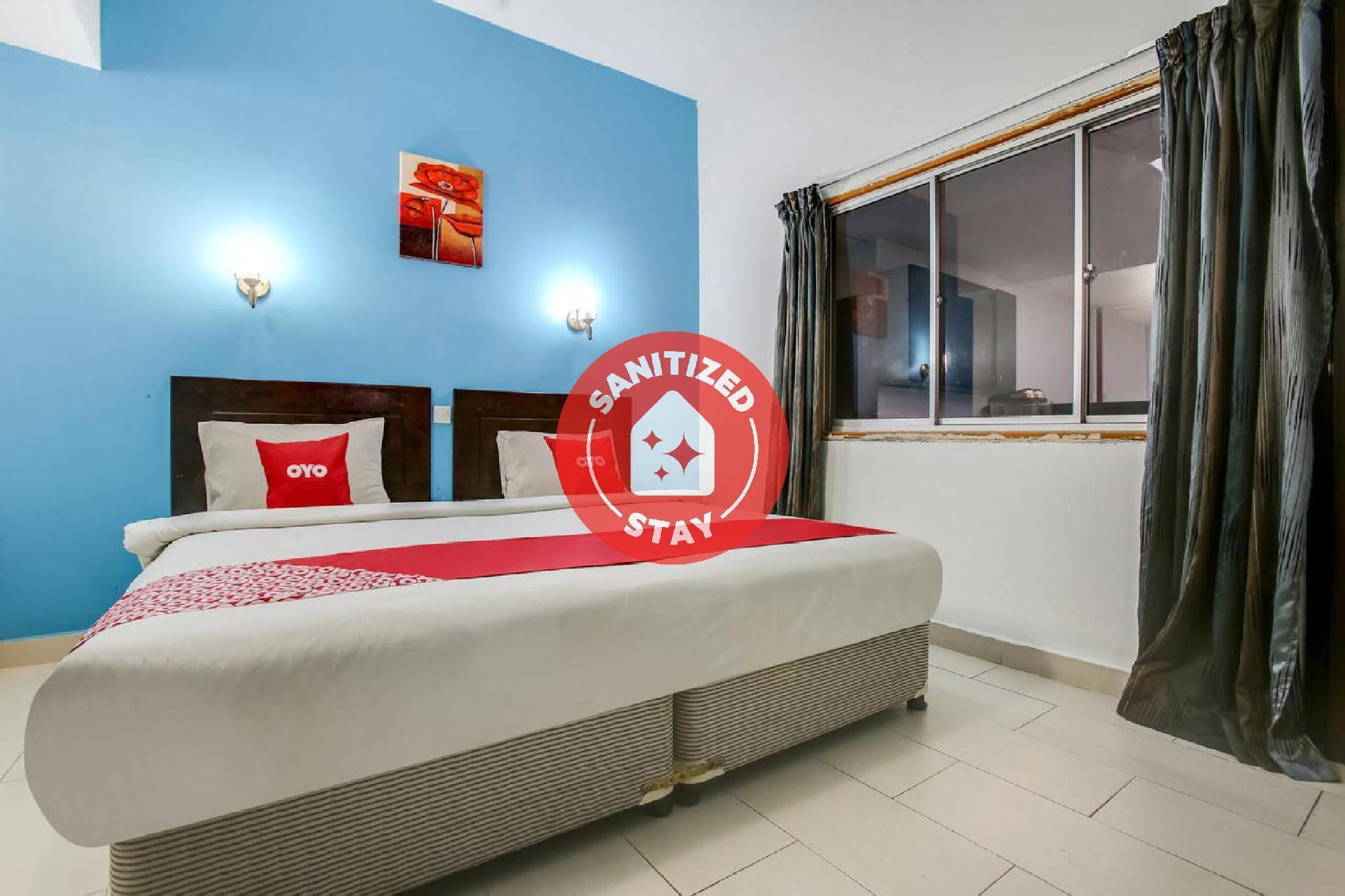 OYO 89571 Eco Palace hotel
