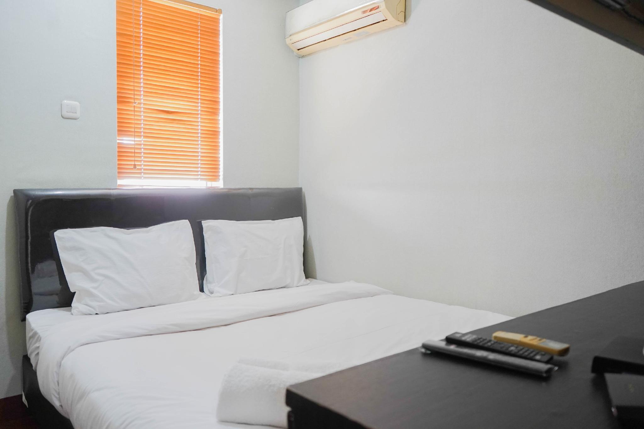 Comfy 1BR Teluk Intan Apartment By Travelio
