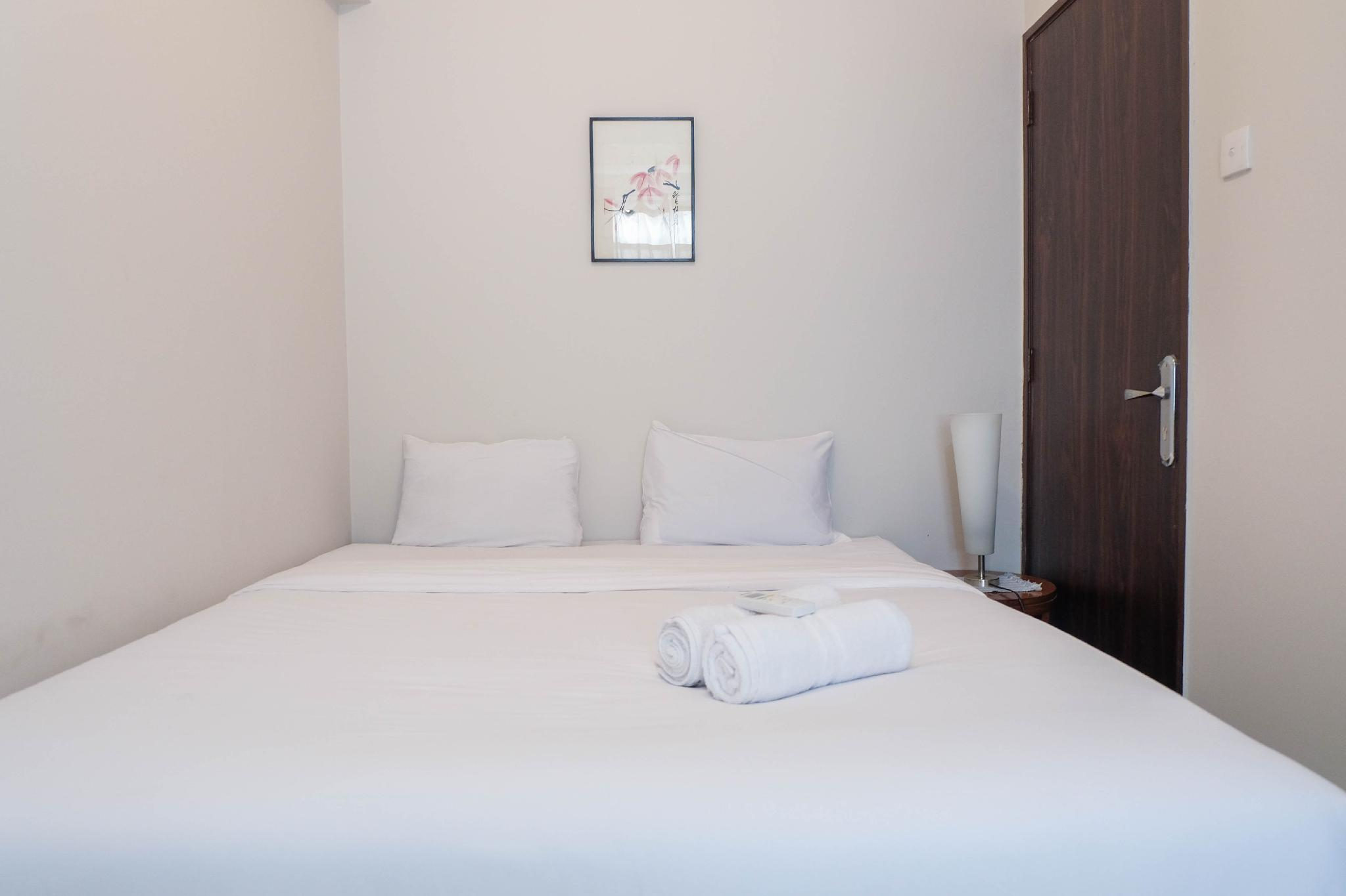 Spacious 1BR Apt At Serpong Greenview By Travelio