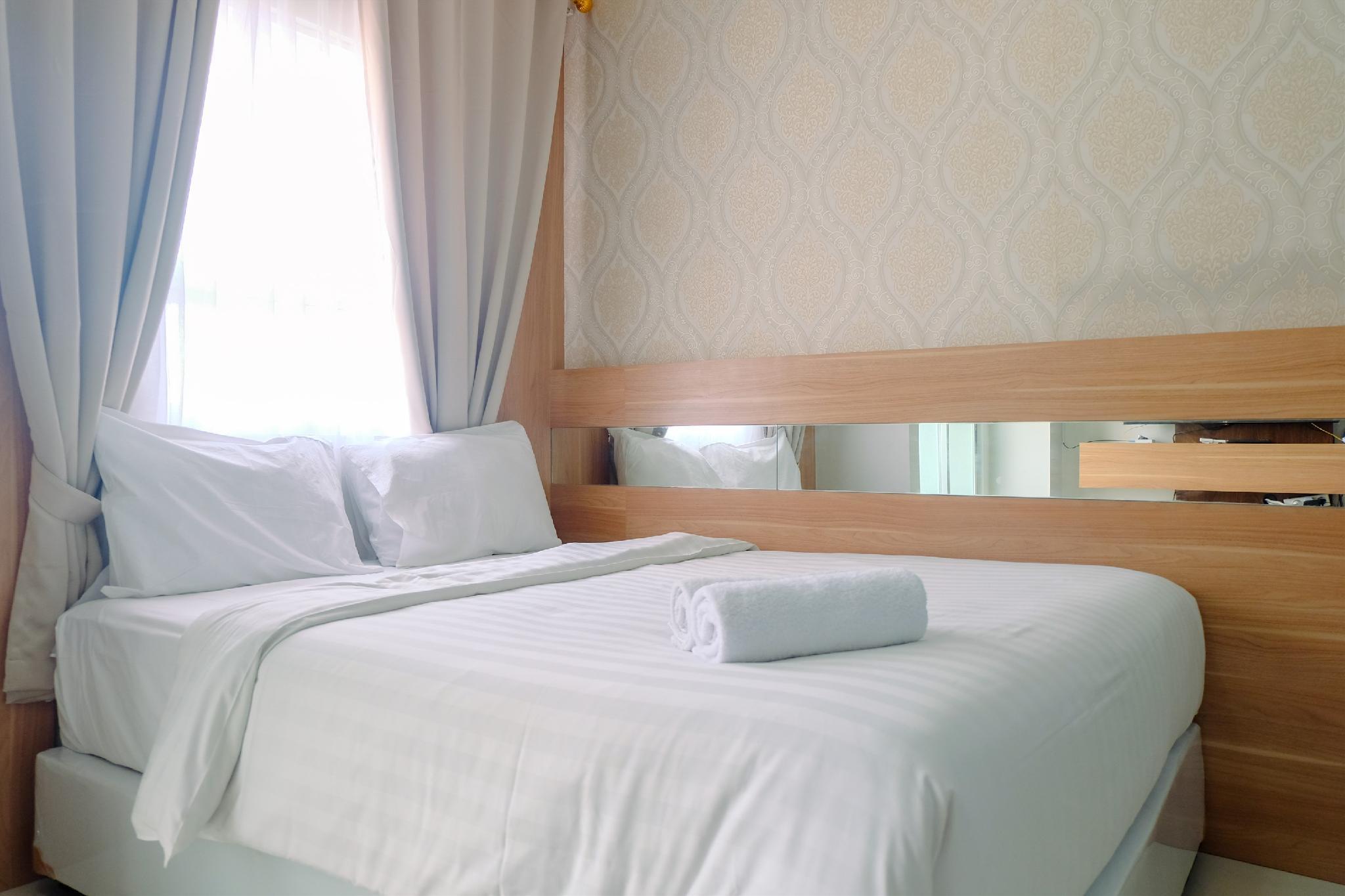 Homey 1BR Apartment @Atlanta Residence By Travelio