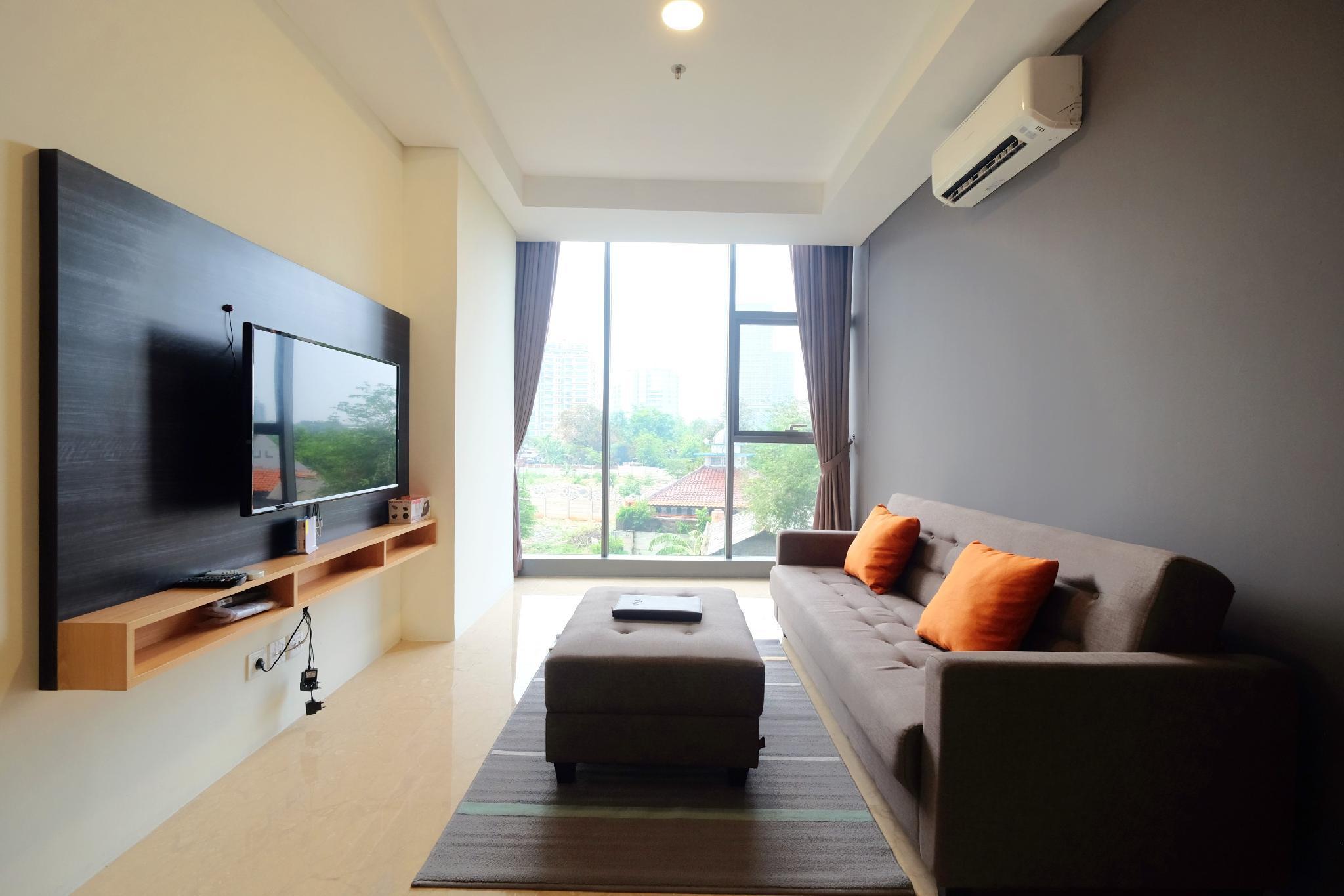 Luxurious 2BR Pancoran L'Avenue Apartment Travelio