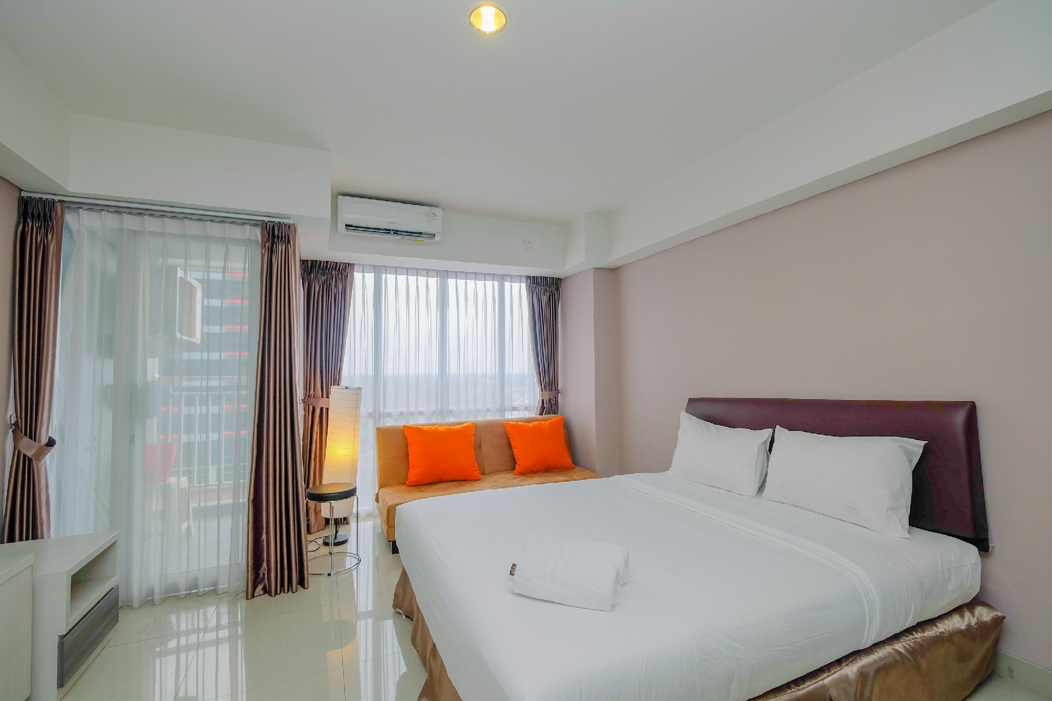 Fully Furnished Studio Apt H Residence By Travelio