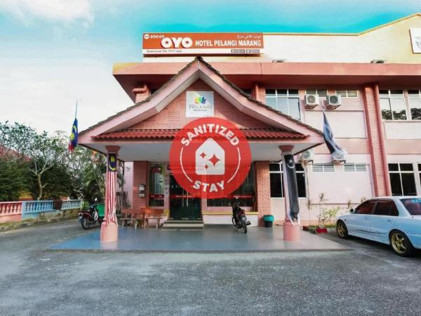OYO 89640 Hotel Pelangi Marang Marang