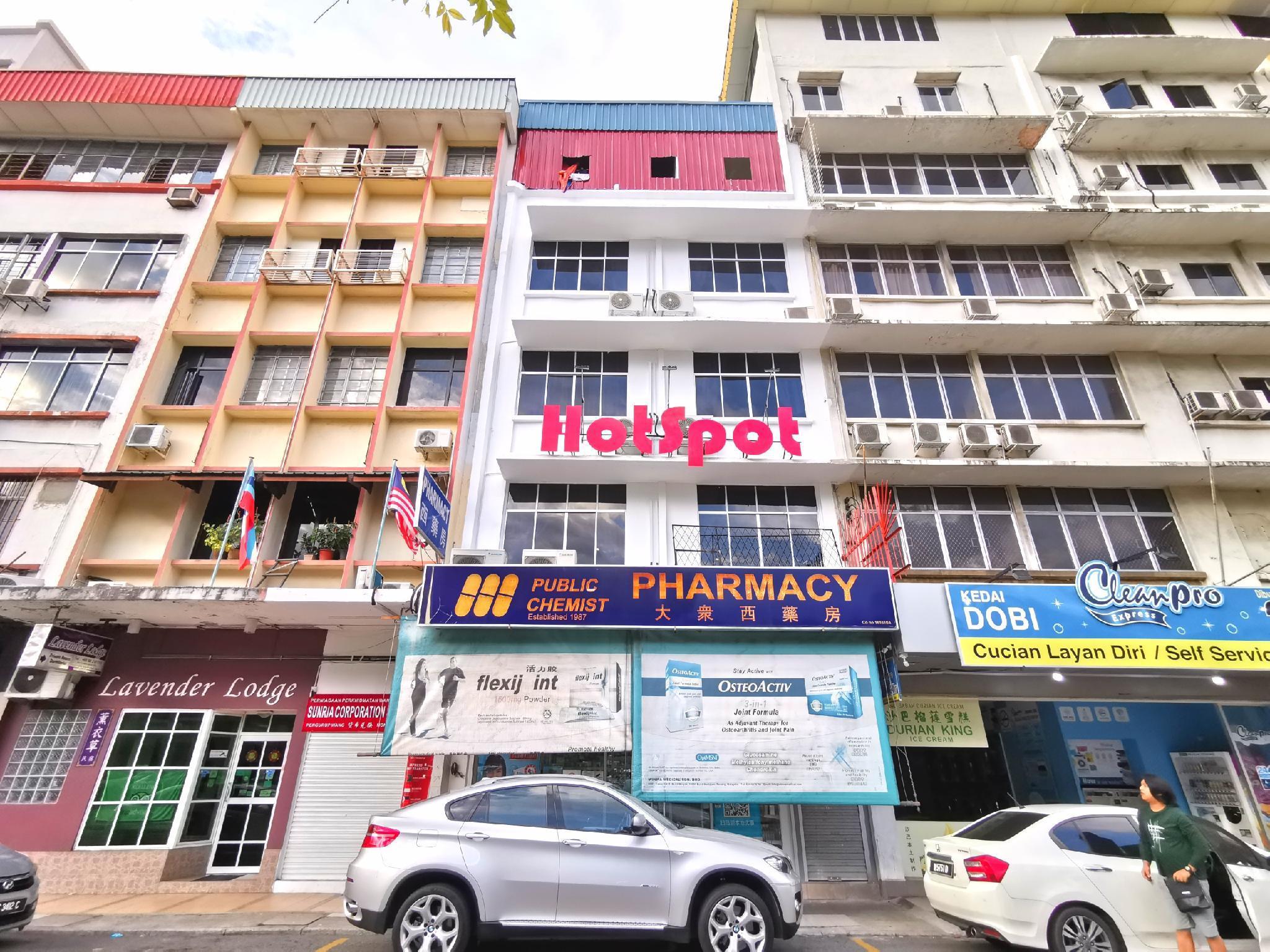 HotSpot @ City Centre By SSVC
