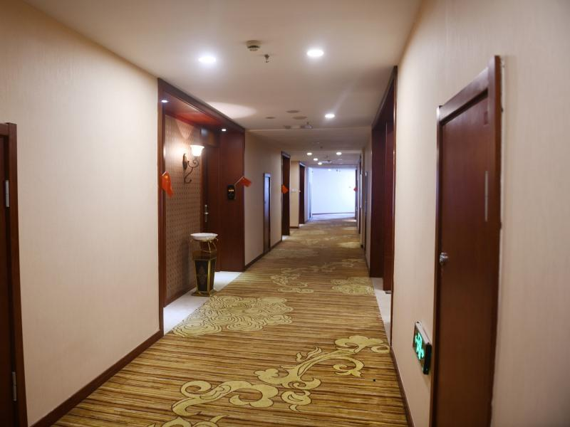 GreenTree Alliance Hotel Xuzhou Gulou District Sanhuan Bei Road Jinju Logistics Zone