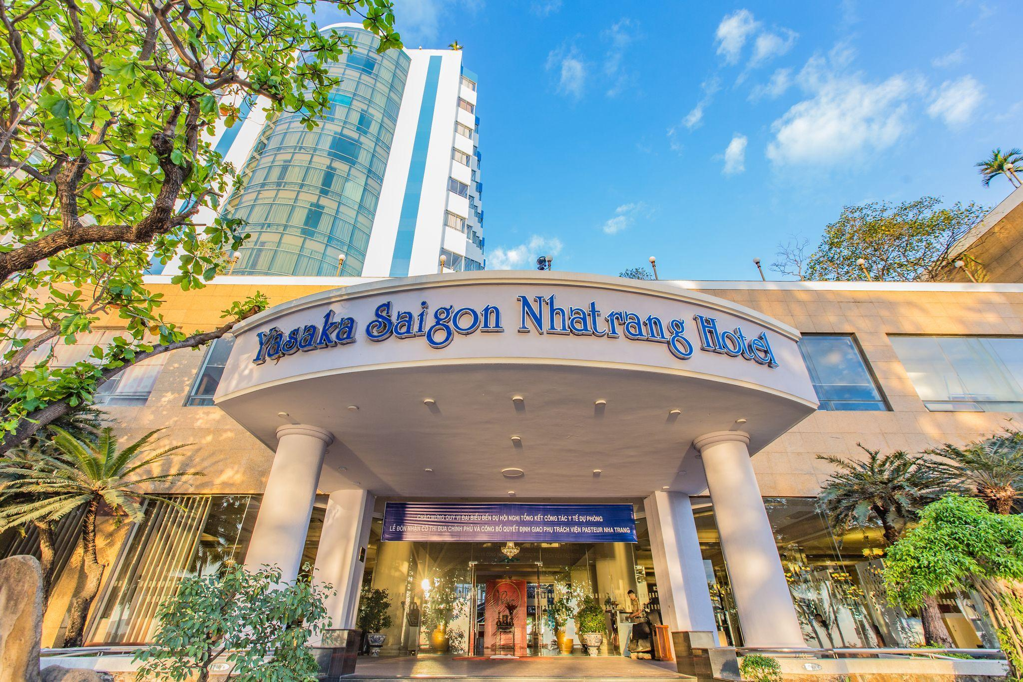 Yasaka Saigon Resort Hotel And Spa