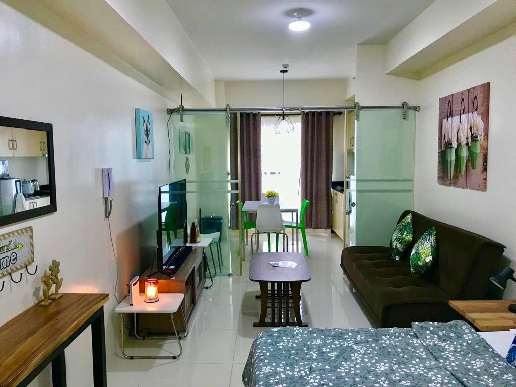 Wind Residences Tagaytay l Zen Relaxing Condo