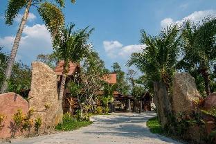 [シラチャー](40m2)| 2ベッドルーム/1バスルーム Suankaew Art Cottage (ReuanChankaew)