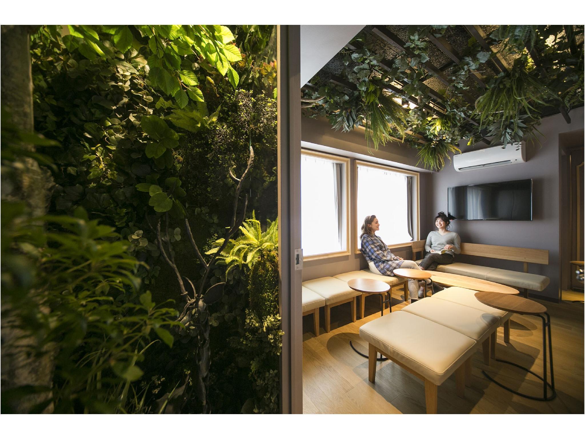 The Wardrobe Hostel FOREST Shimokitazawa