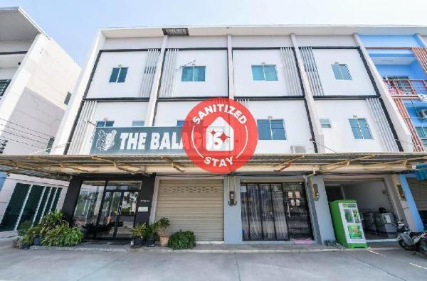 OYO 497 The Balagus Hotel Pattaya