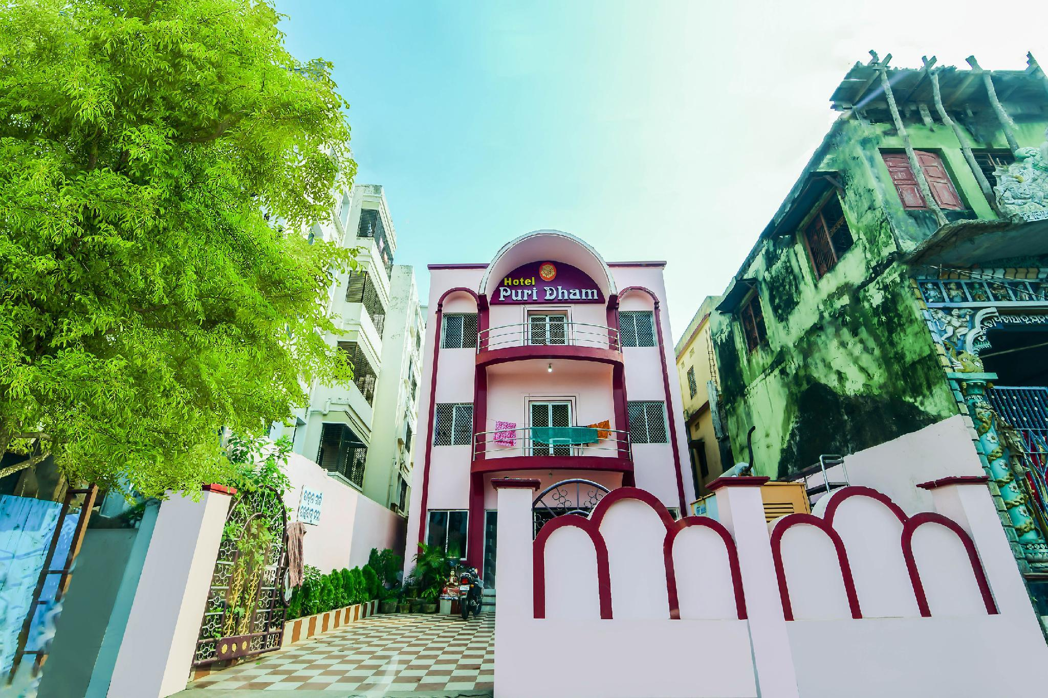 SPOT ON 63771 Hotel Puri Dham