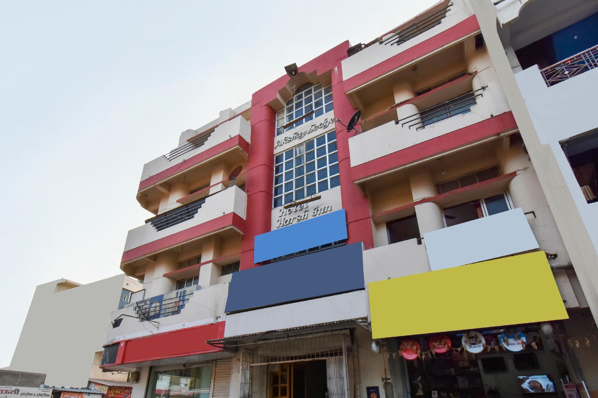 SPOT ON 64502 Hotel Harsh Inn And Akshay Lodge