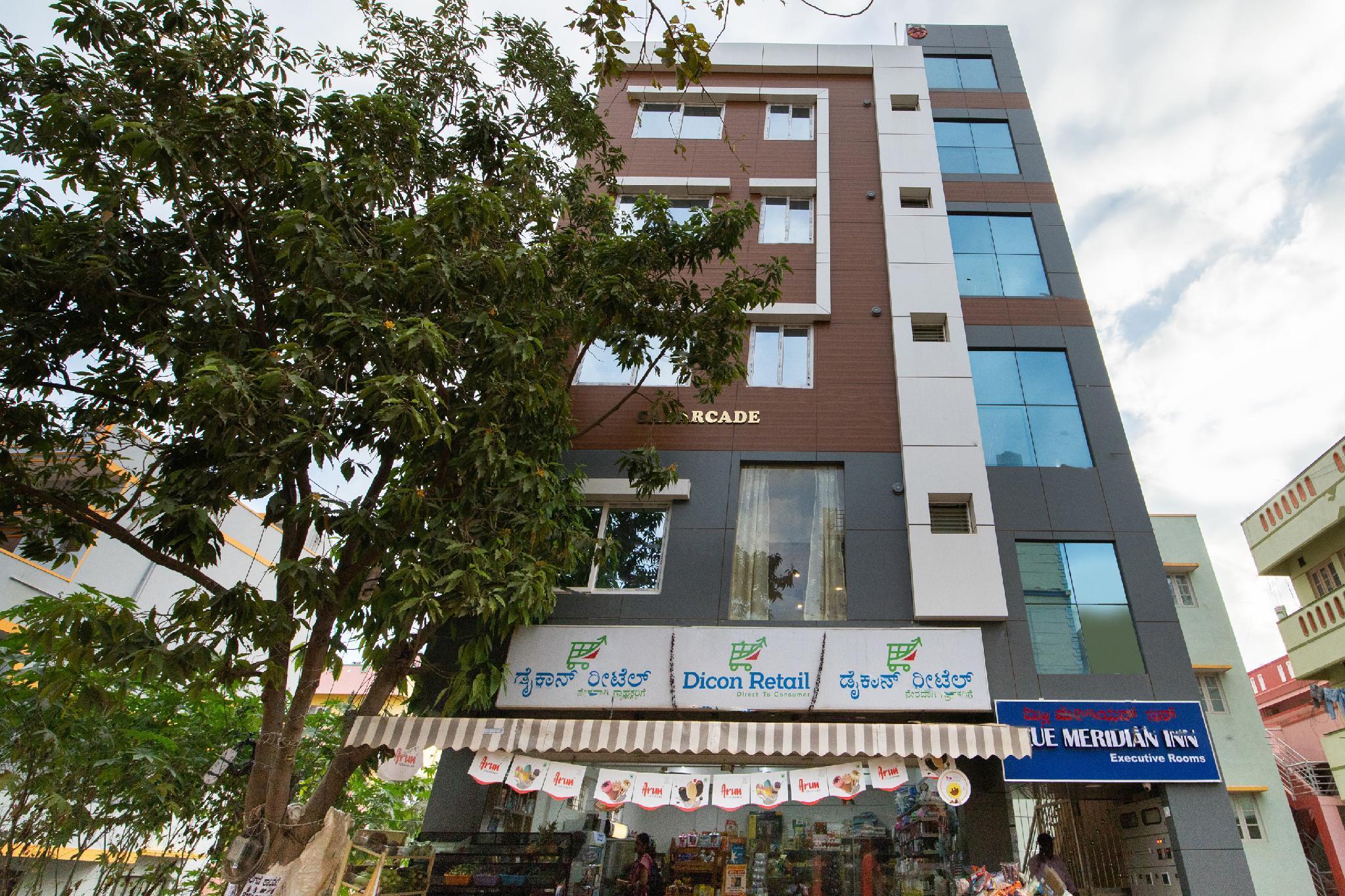 Capital O 66245 Blue Meridian Inn