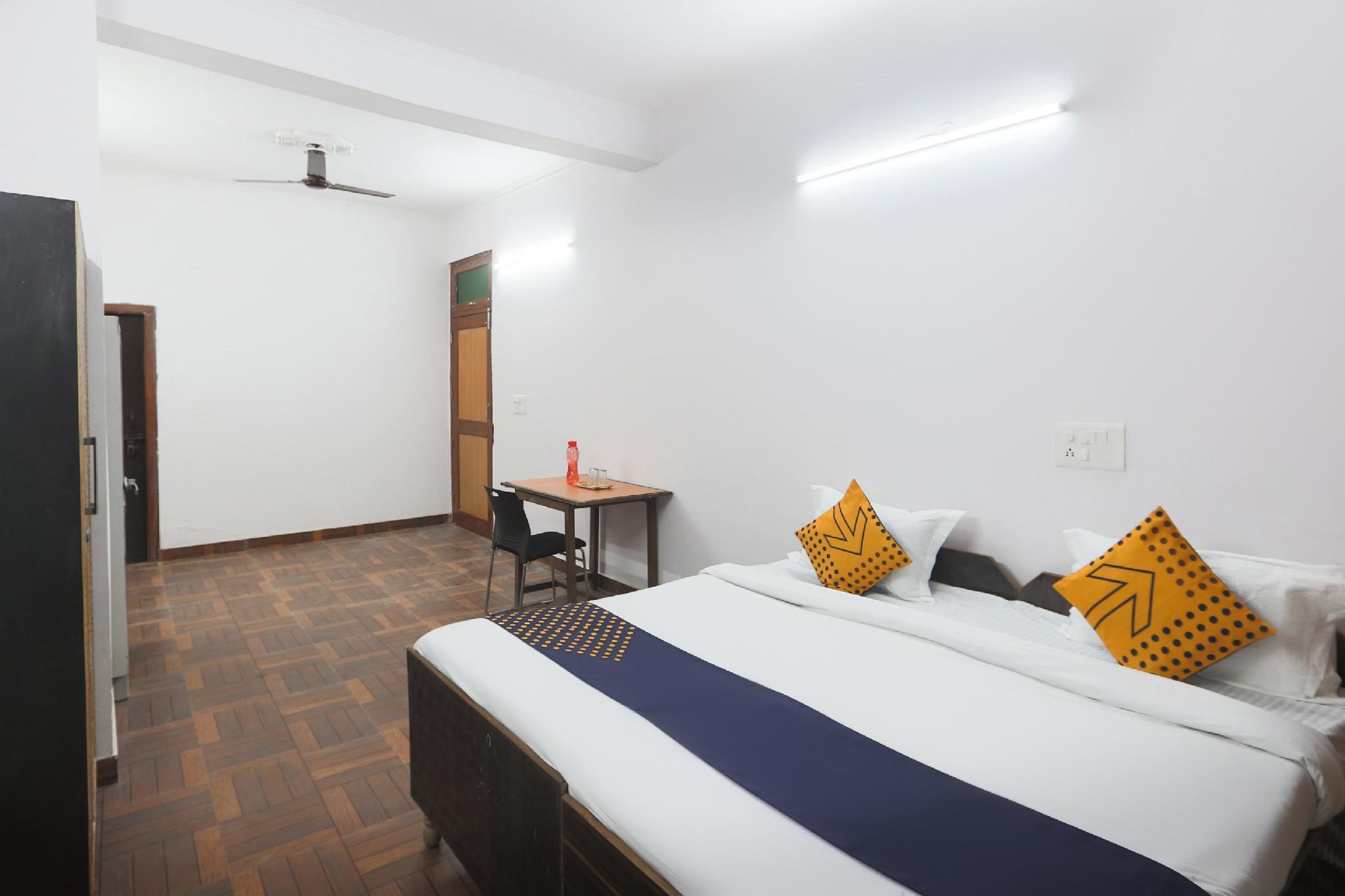 SPOT ON 66288 Hotel Asha Residency