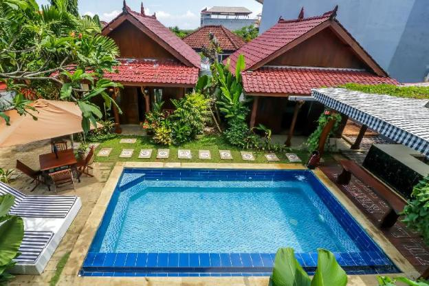 OYO 2534 Villa Krisna Balangan