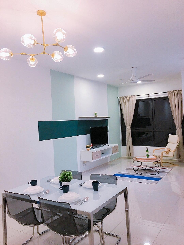 3 Beds Designer Suites Sg Buloh L MRT Link