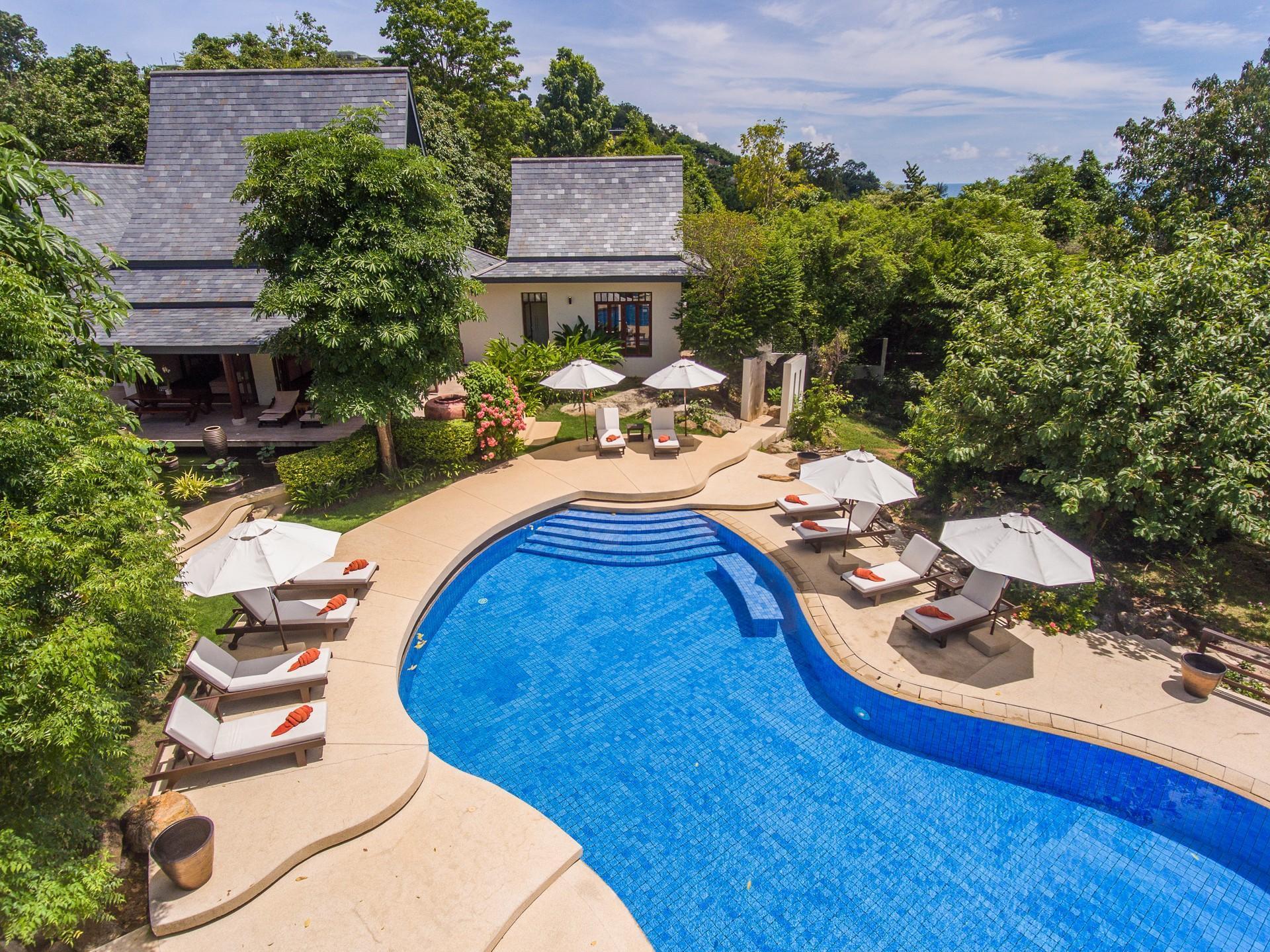 Motsamot 5 BR Villa