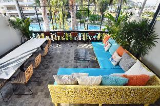 Blu Beach Haven Hua Hin - Beachside Chic Space บ้านเดี่ยว 4 ห้องนอน 4 ห้องน้ำส่วนตัว ขนาด 300 ตร.ม. – เขาตะเกียบ
