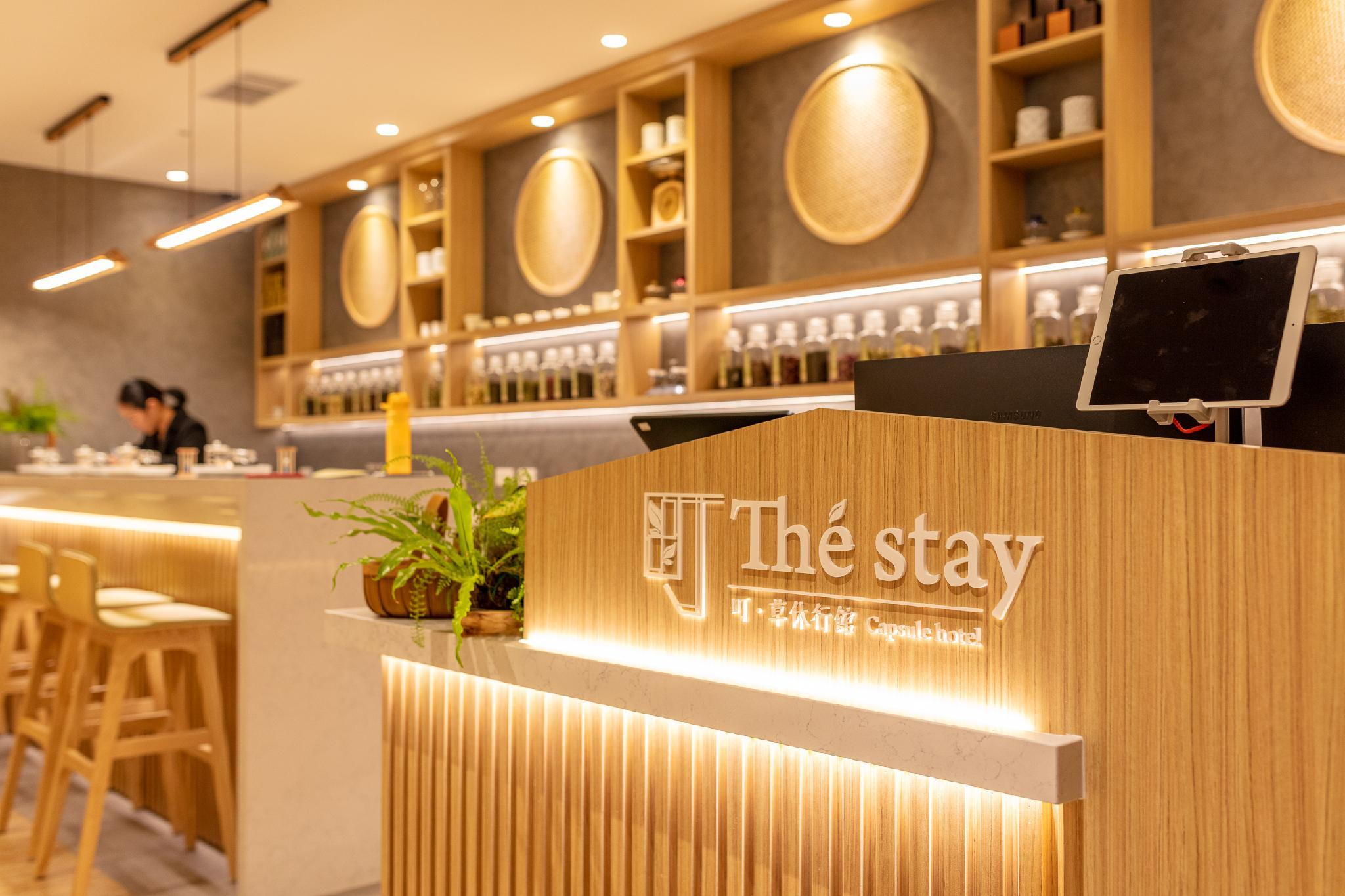 The Stay Capsule Hotel Taoyuan Airport T2