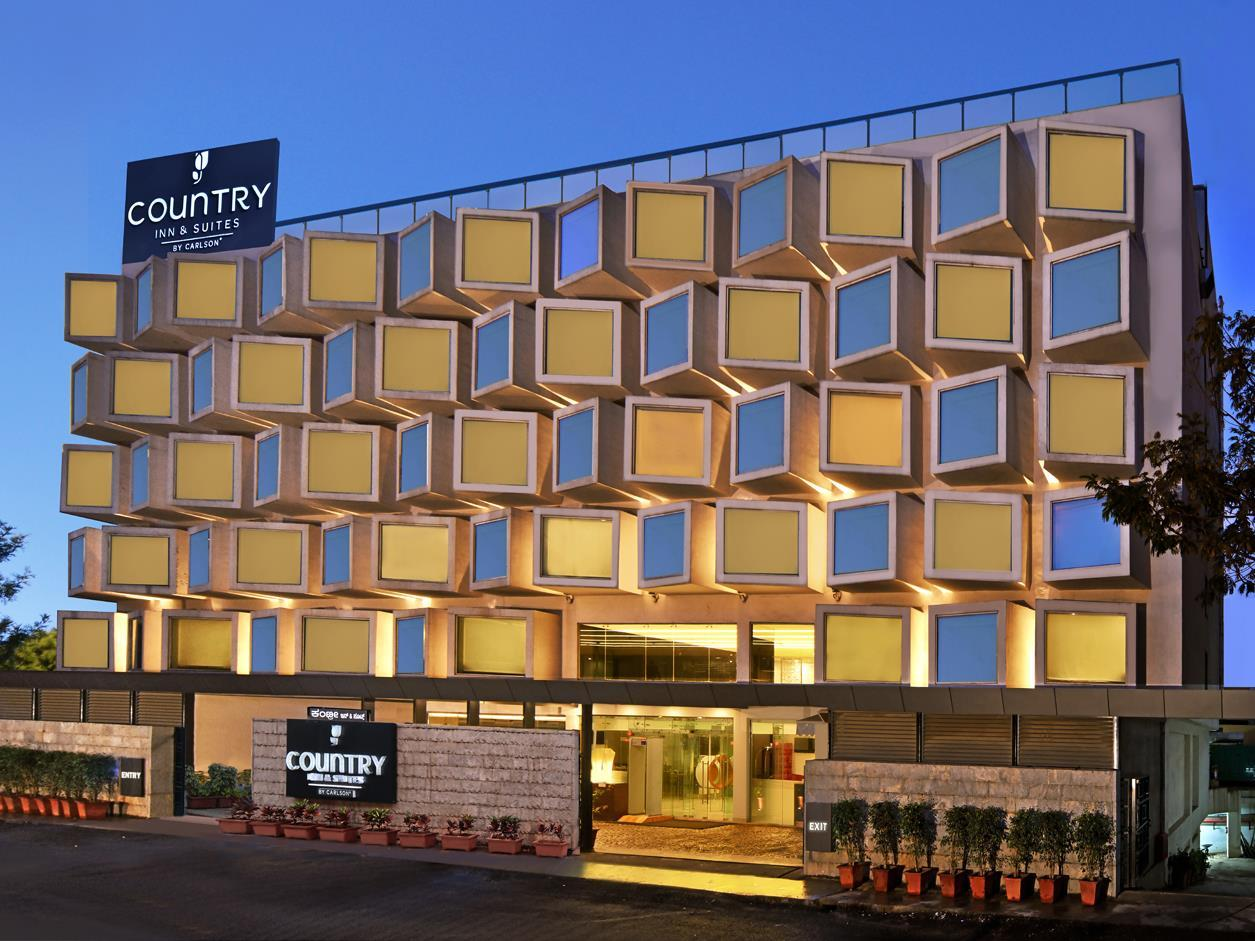 Country Inn And Suites By Radisson Bengaluru Hebbal Road