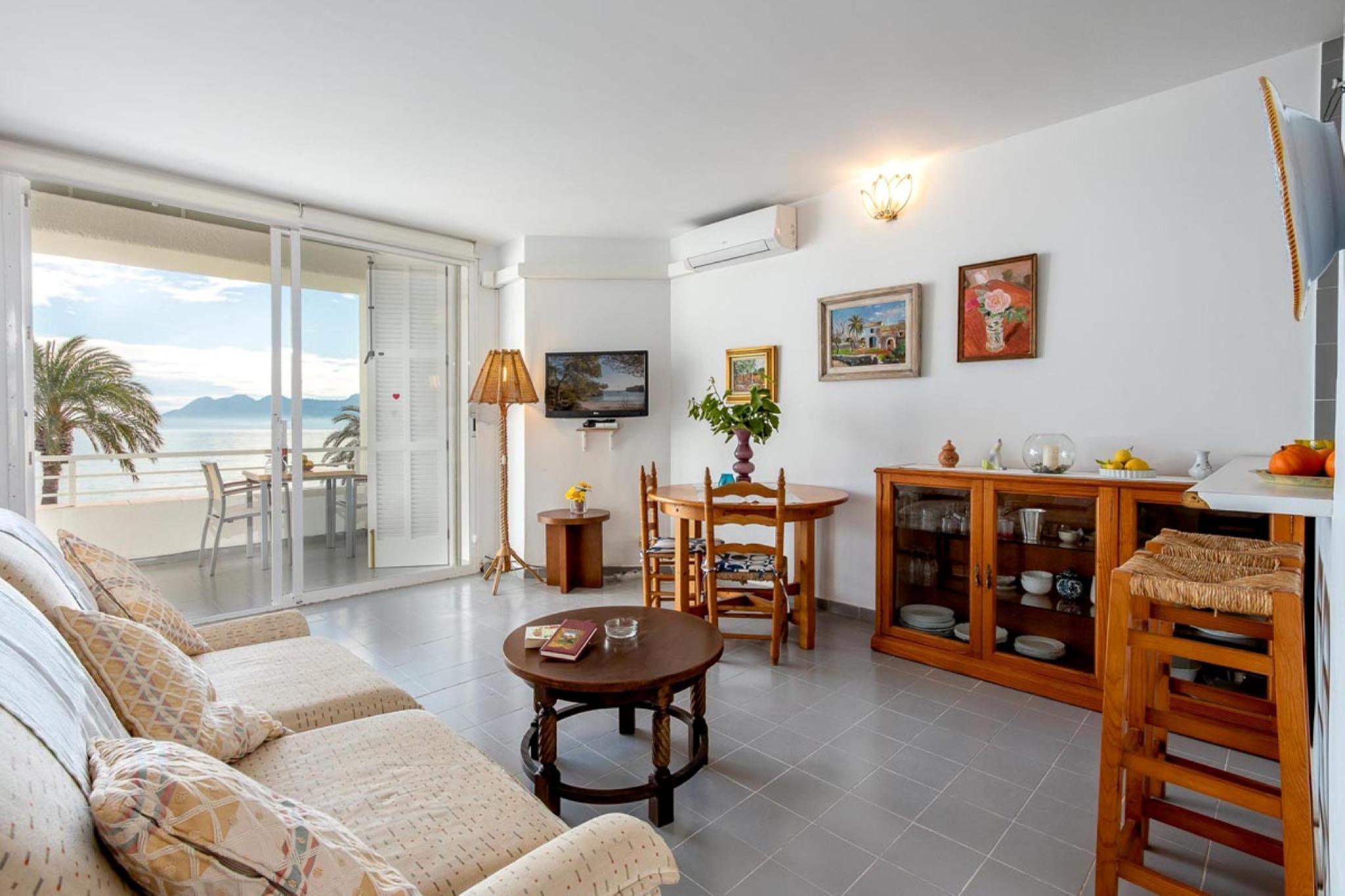 107618   Apartment In Puerto Pollensa