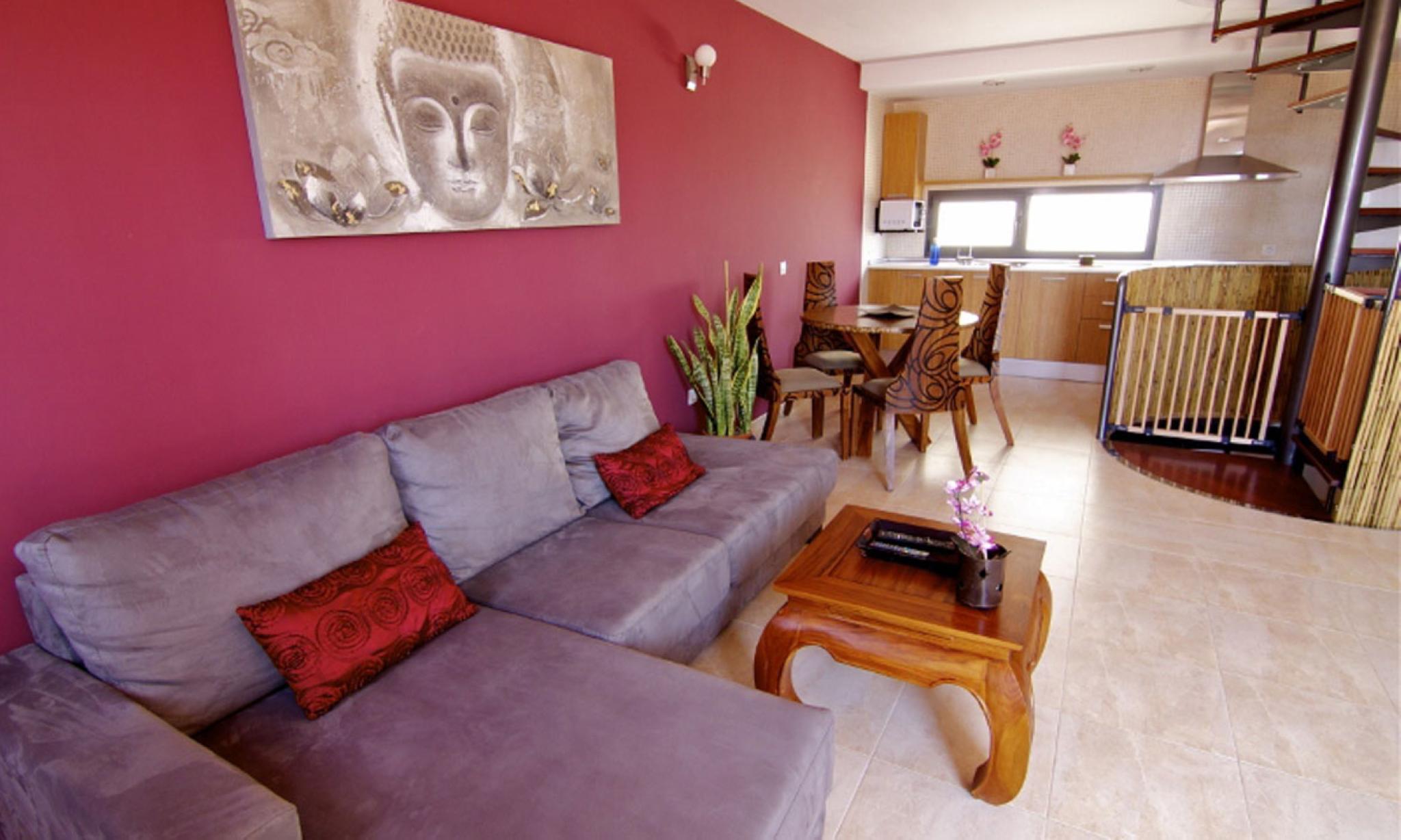 107473   Apartment In La Oliva