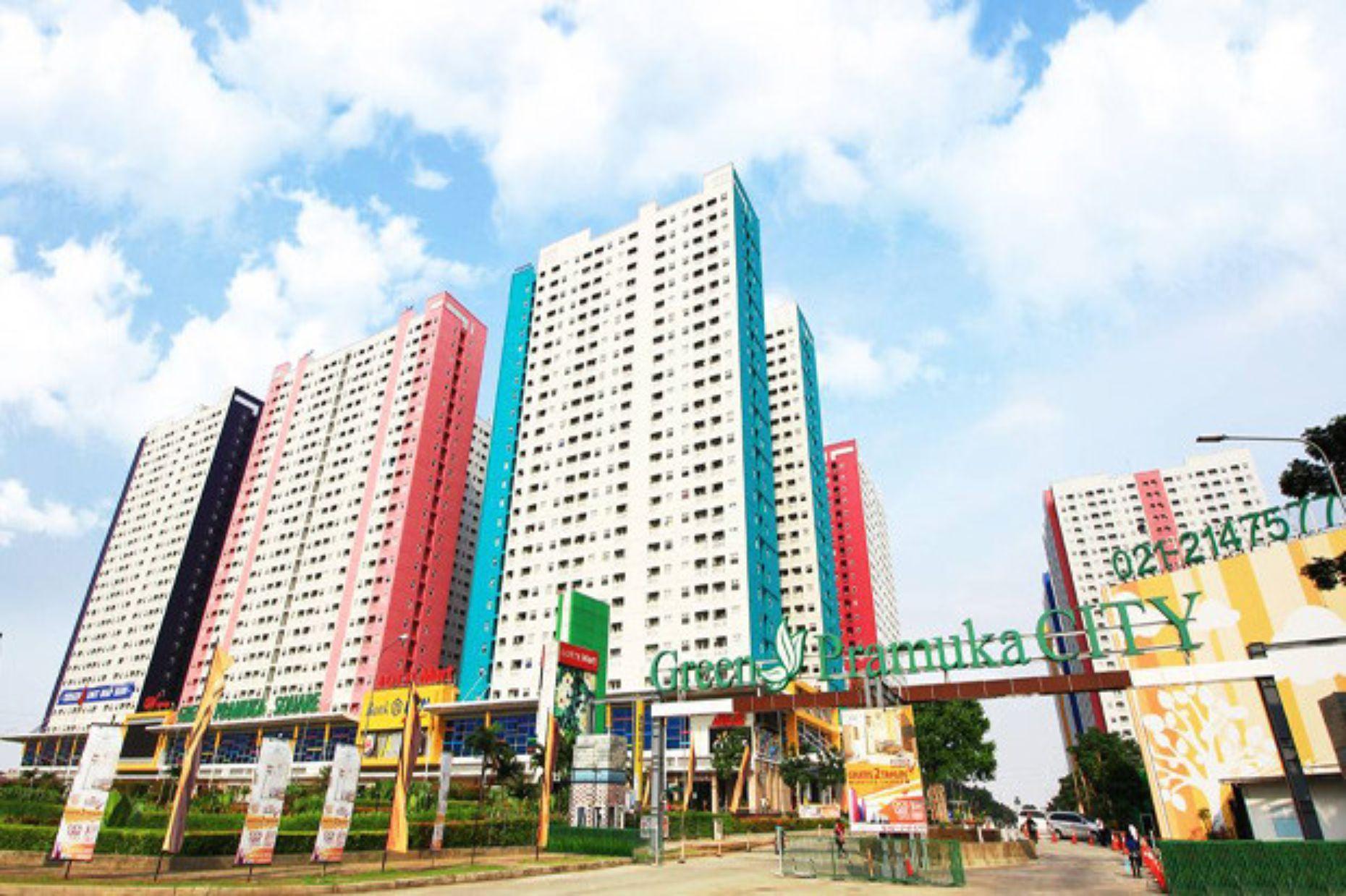 Apartement Green Pramuka By Karen Property