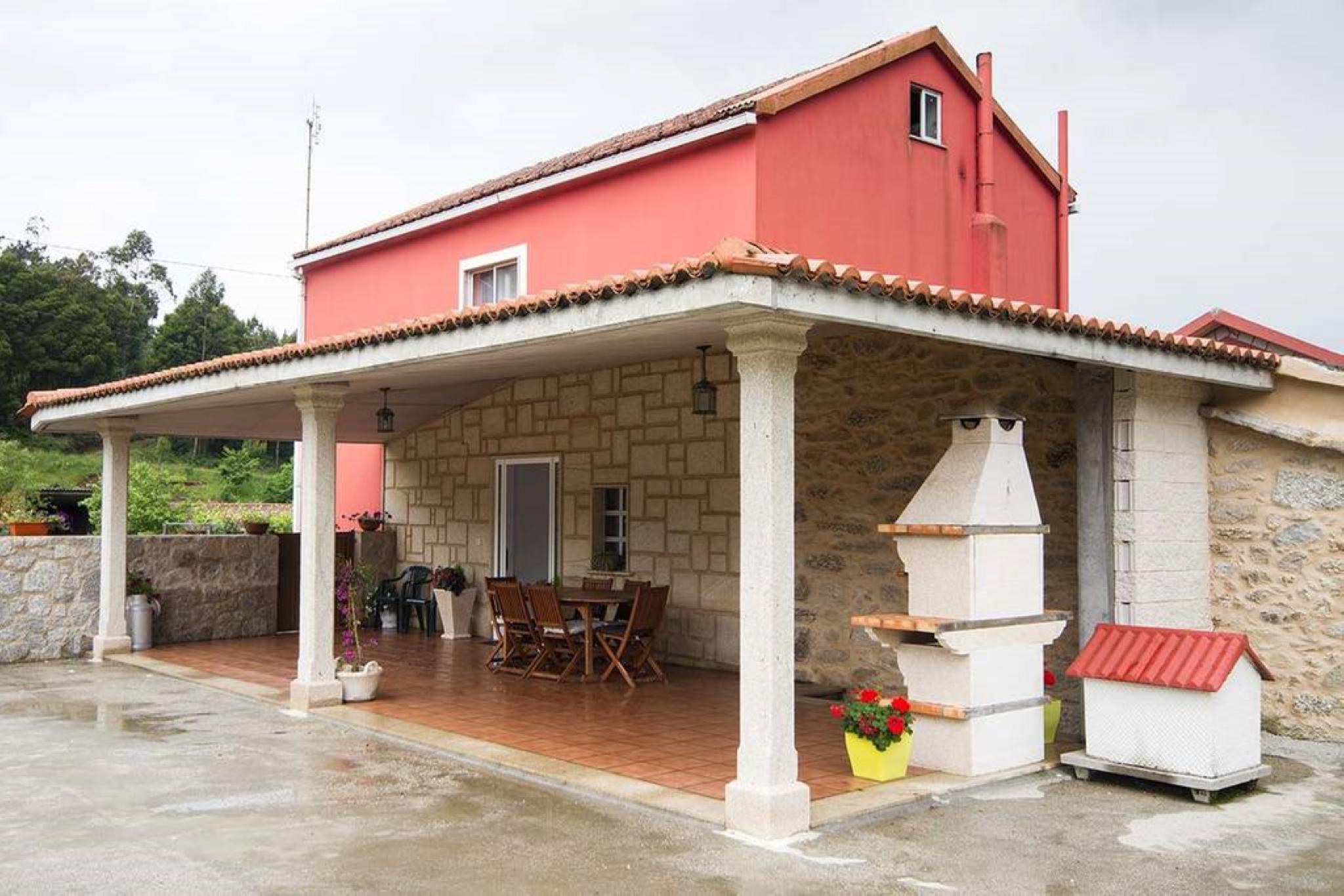 107748   House In Xestoso