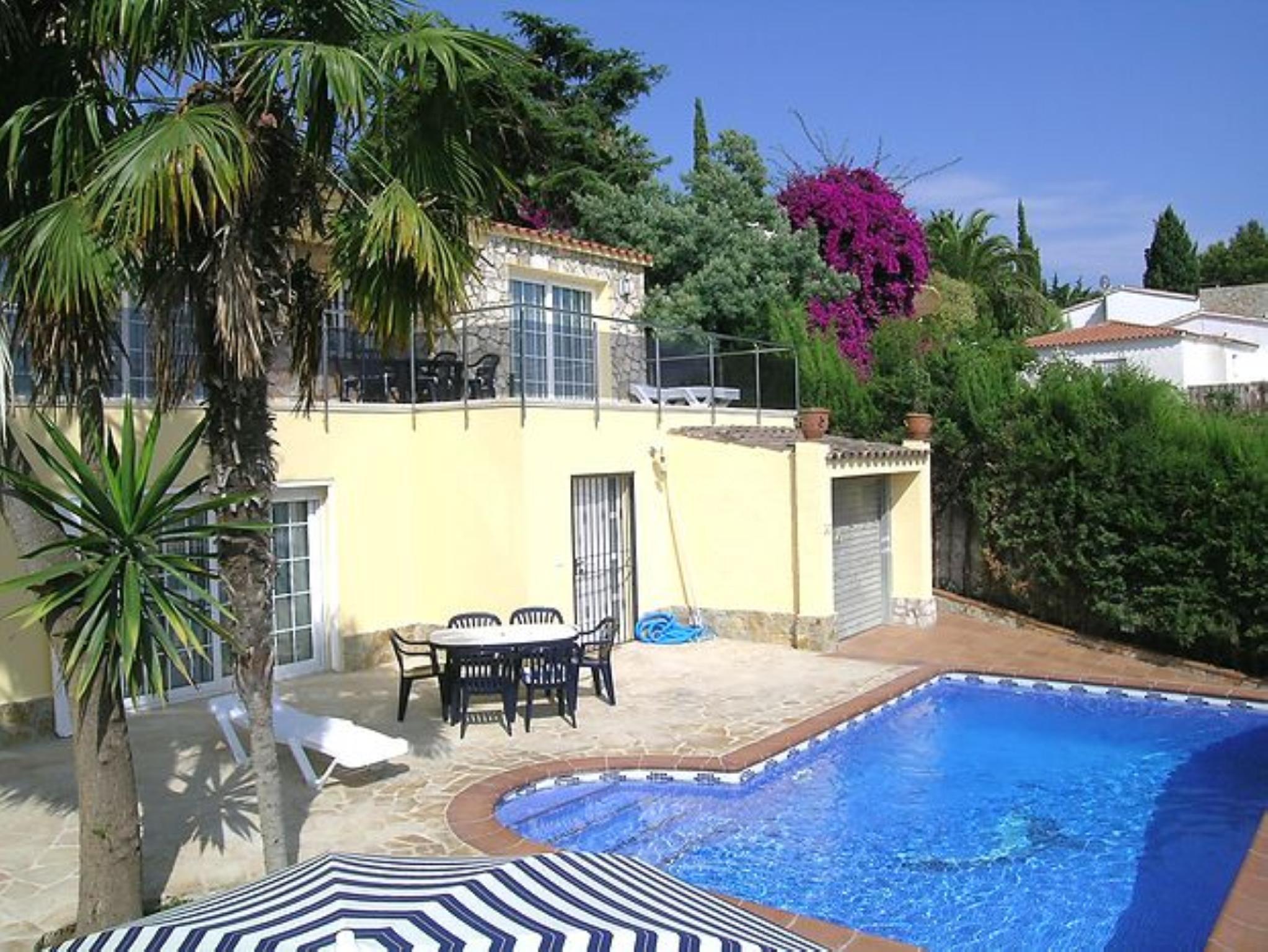 107942   Villa In Lloret Del Mar