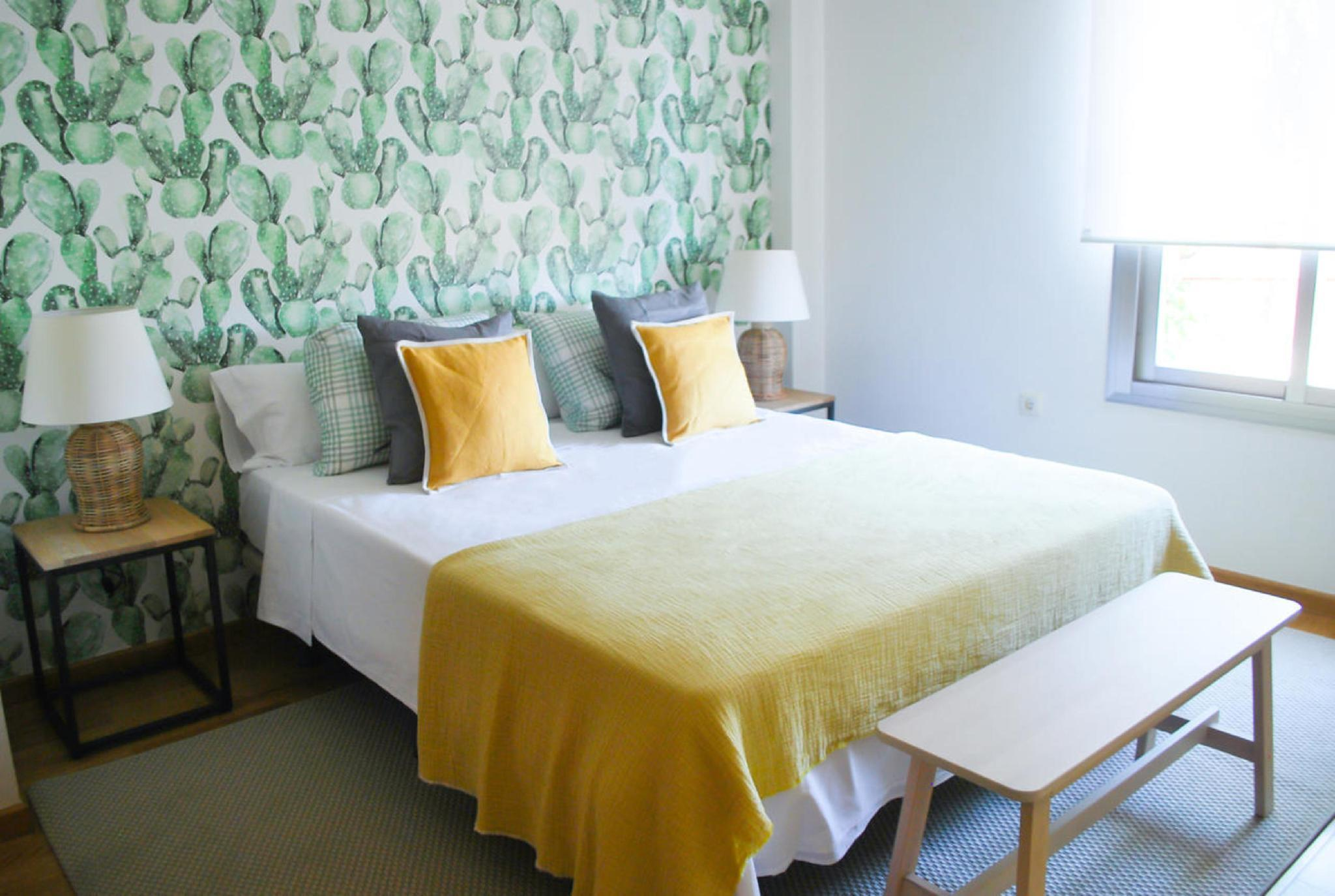 107214  Apartment In Mlaga