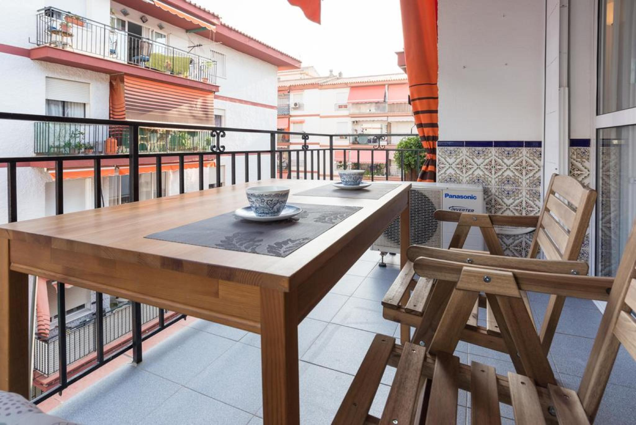 107357   Apartment In Cala Del Moral