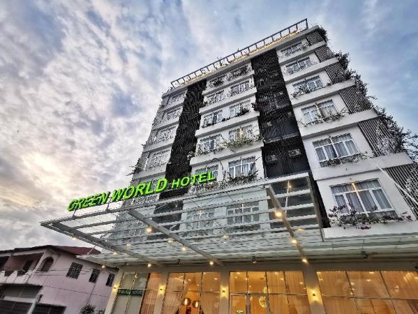 Green World Hotel Semporna