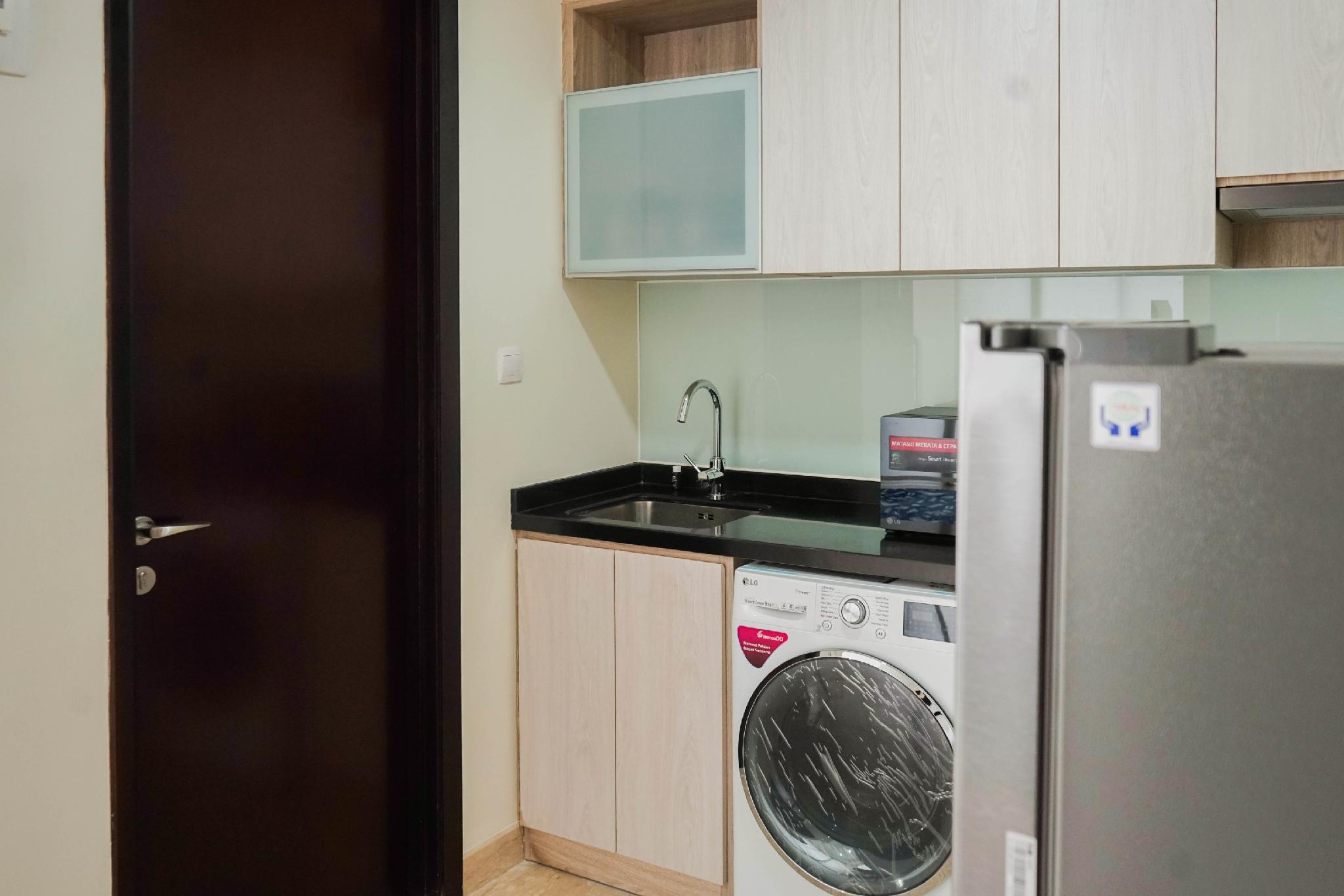 2BR Menteng Park Apt With Private Lift By Travelio
