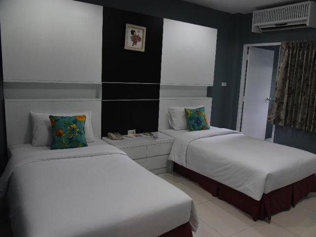 แฟร์เท็กซ์ เอ็กซ์เพรส โฮเต็ล – Fairtex Express Hotel
