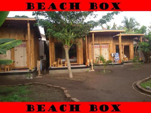 Beach Box Bungalow Lombok
