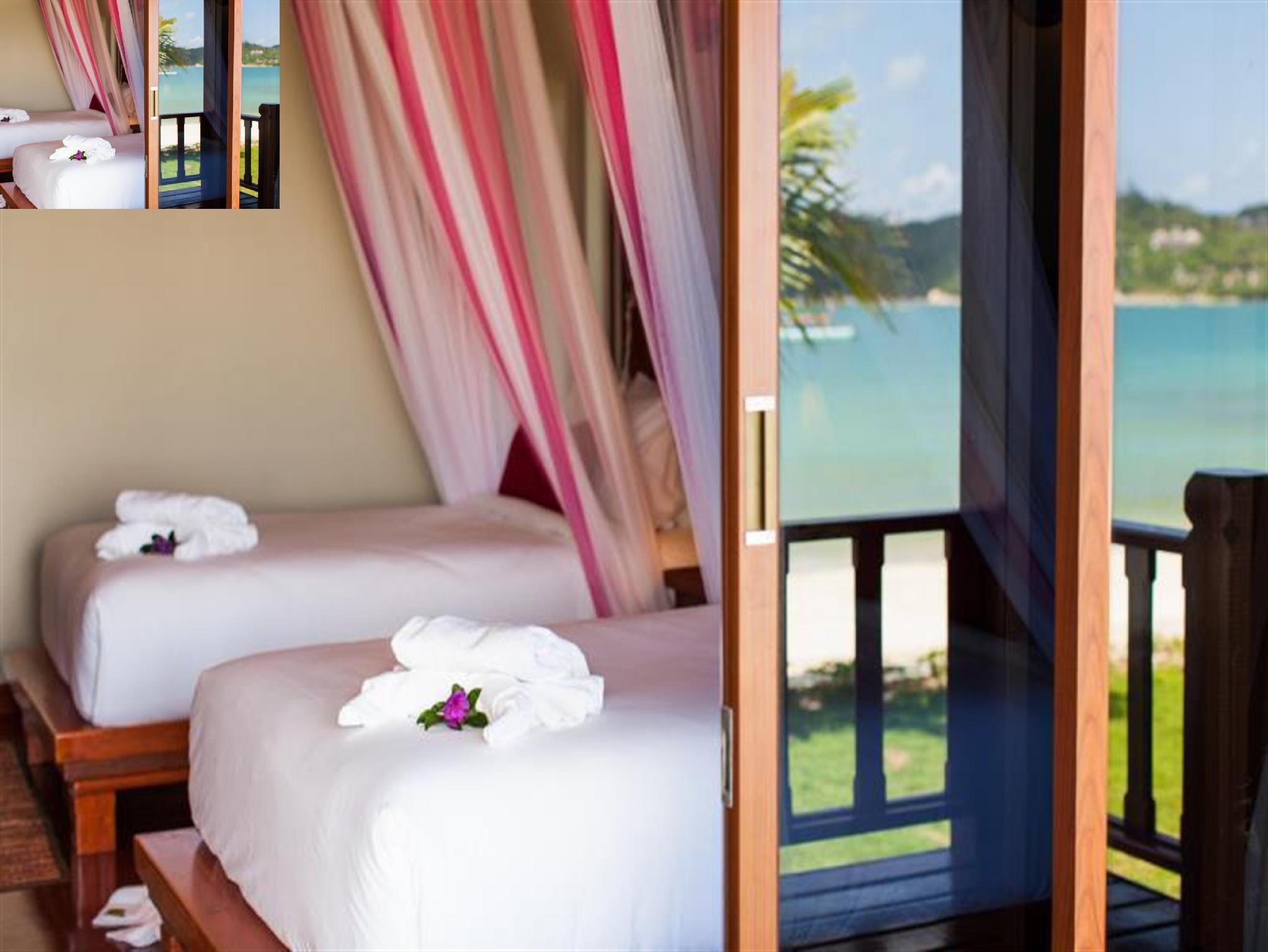 Pingchan Koh Phangan Villa Beach Resort