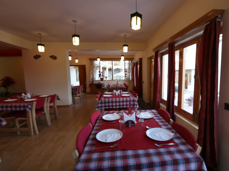 Review Hotel Ladakh Inn