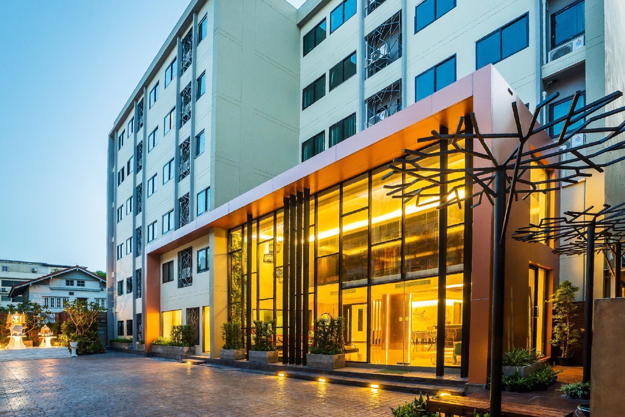 Aim House Bangkok Hotel