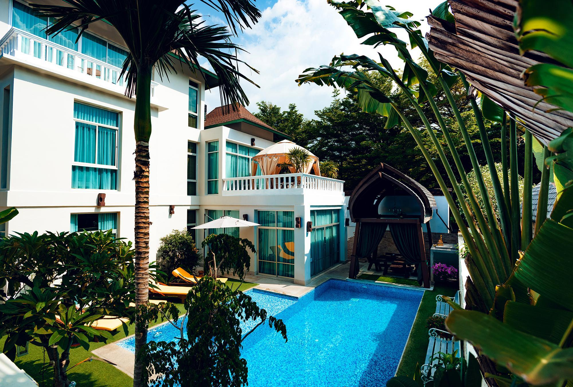Nirvana Platinum Pool Villa 7 Bed