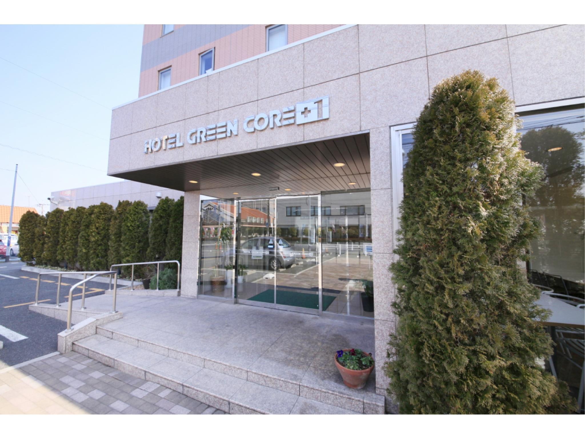 Hotel Green Core Plus One