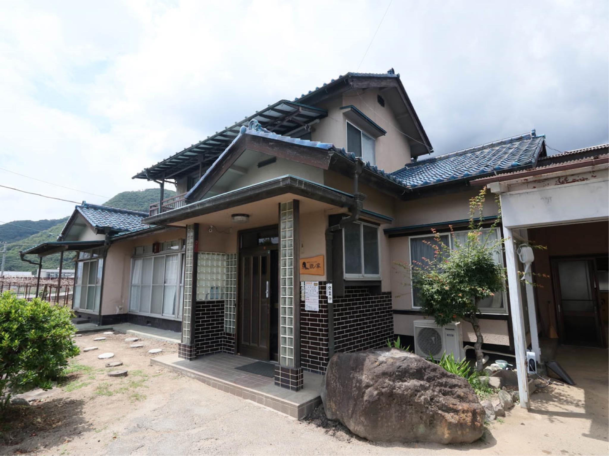 Tetsu No YA Guesthouse For Railfans