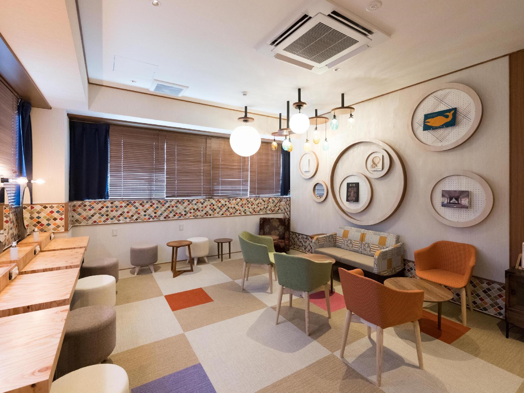 Matsue Urban Hotel Cubic Room
