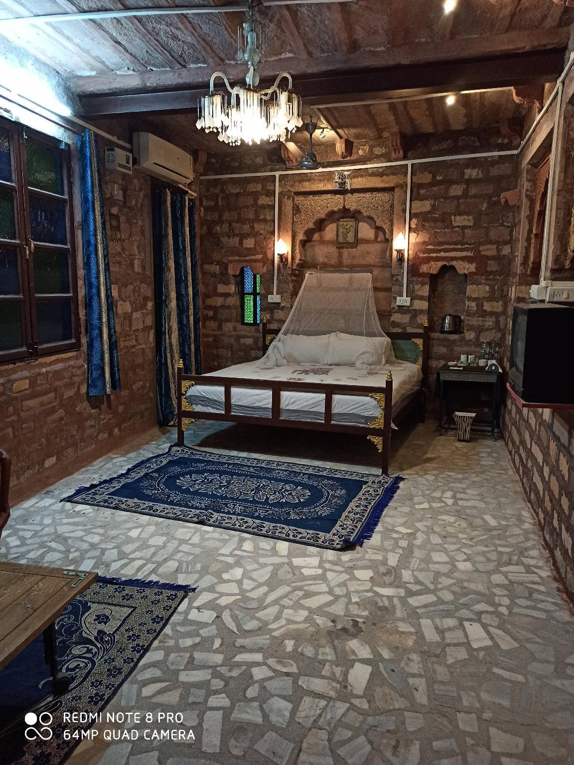 Shangri La Heritage Haveli  Maharaja King Room