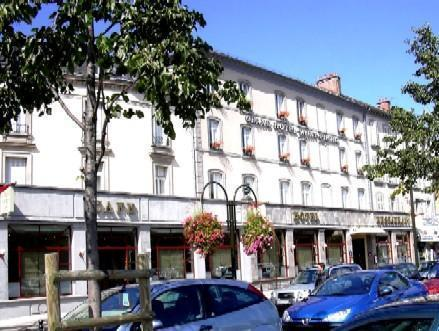 The Originals Boutique, Grand Hotel Saint-Pierre, Aurillac (Qualys-Hotel)