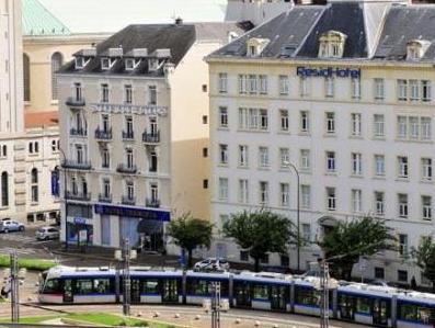 Residhotel Le Central'Gare