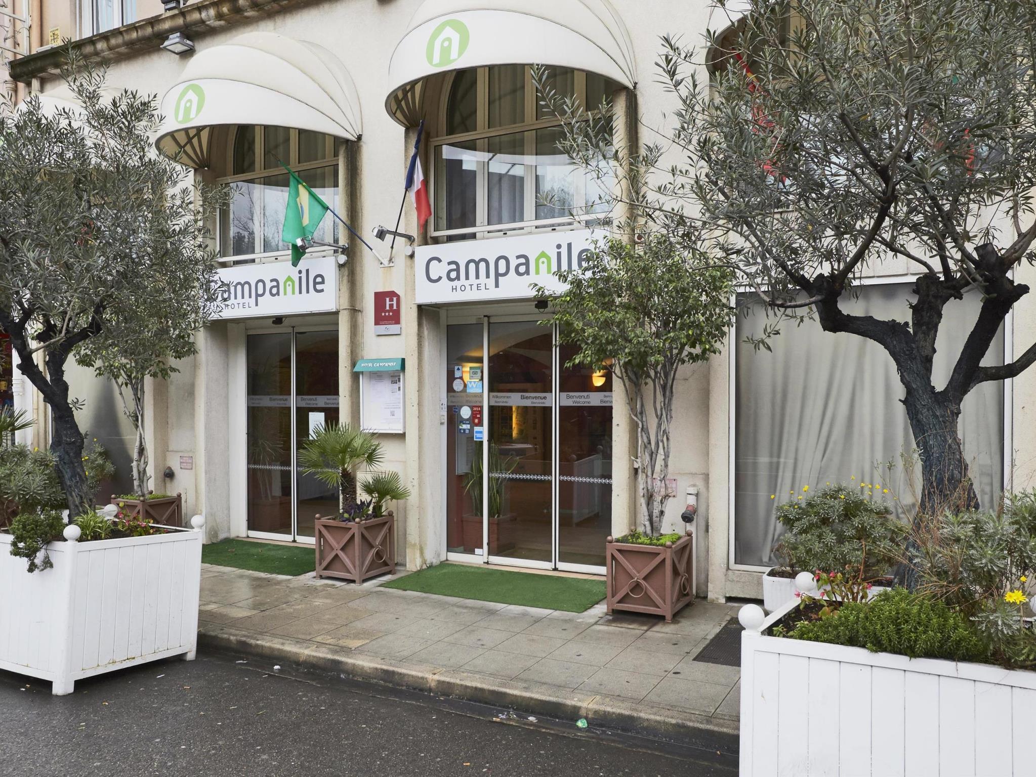 Campanile Nice Centre-Acropolis