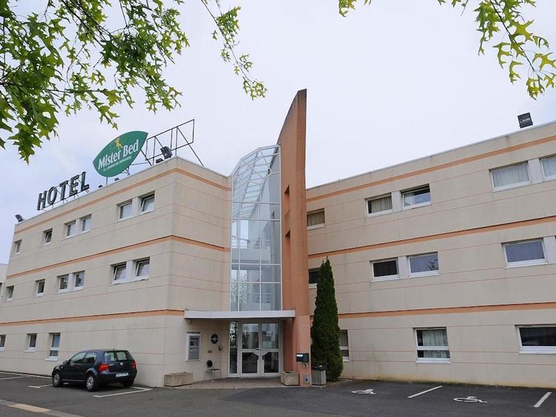 Hotel F1 Strasbourg Ostwald