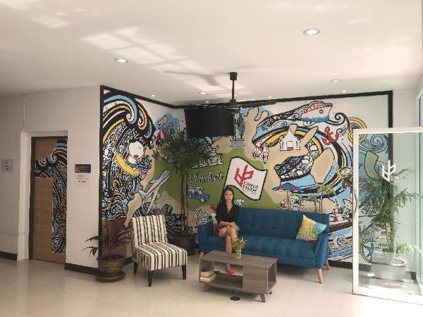 Bedbox Guesthouse & Hostel Phuket