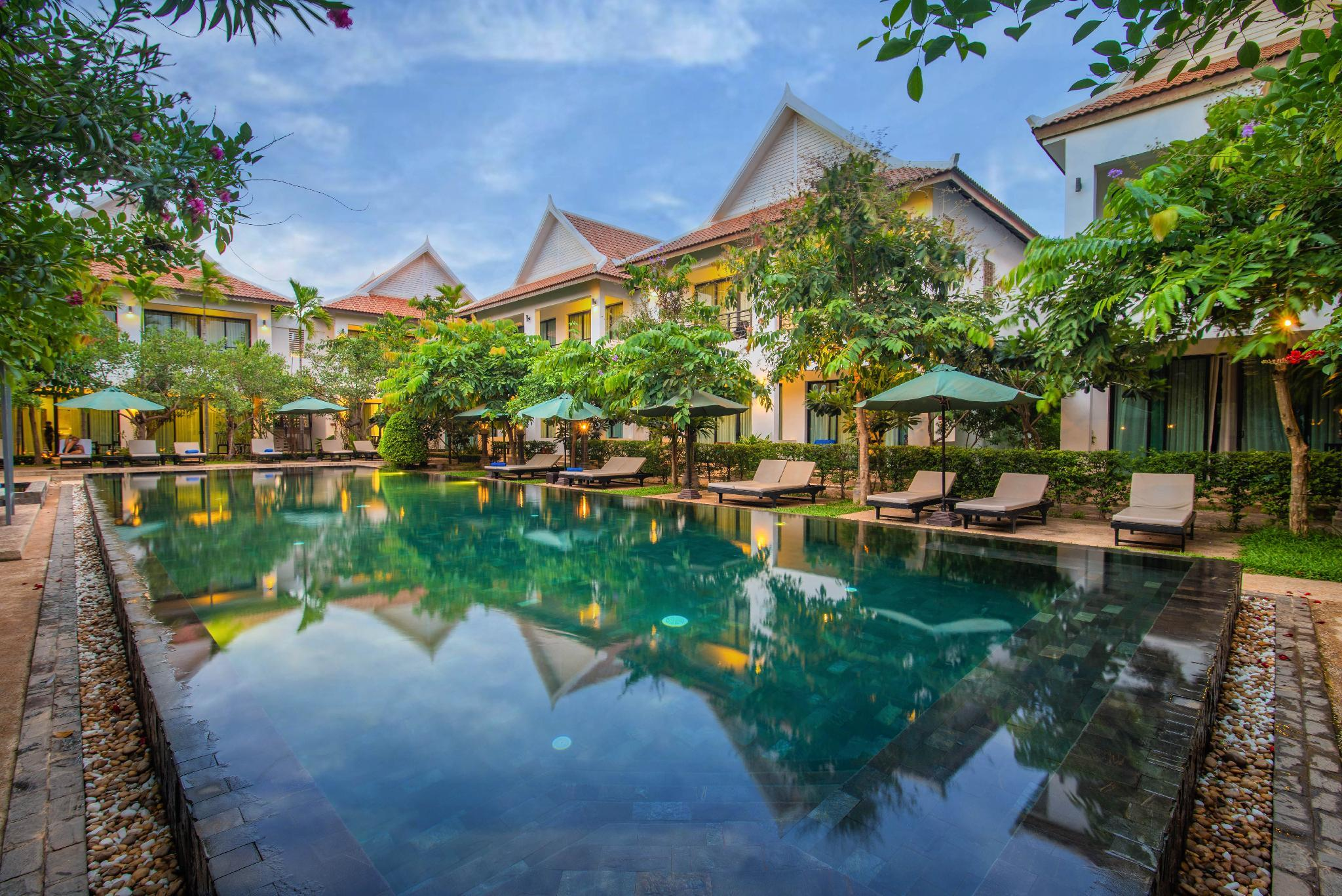 Tanei Angkor Resort And Spa