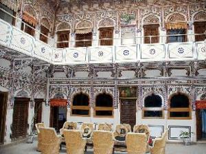 Singhasan Haveli Mandawa